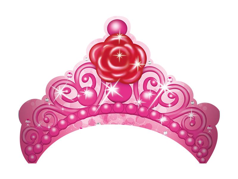 Chapu Aniversrio Coroa Barbie Pink Shoes